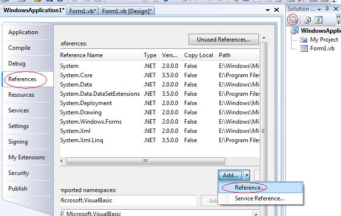 .NET 取得目录大小图一